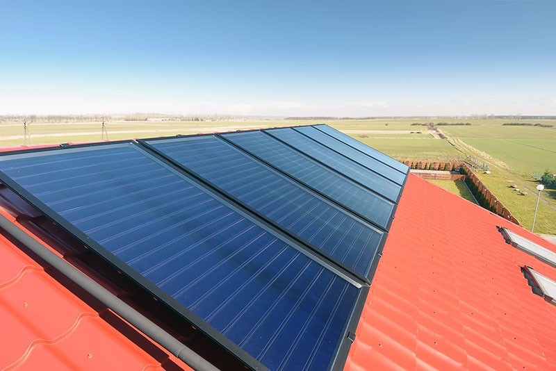 McCreery & Sun Of Colorado - Solar Roof Panels