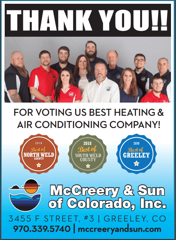McCreery & Sun Of Colorado - Review McCreery